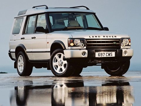 Land Rover Discovery II. Maybe for the family front
