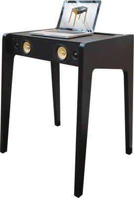 La Boite Concept: Enceinte LD 130 pour ordinateur portable. L 69 cm.