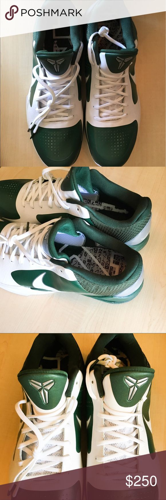 NWOB Nike Zoom Kobe Basketball Shoes 16.5 New w/out Box Nike Zoom Kobe Basketball Shoes 16.5 Nike Shoes Sneakers
