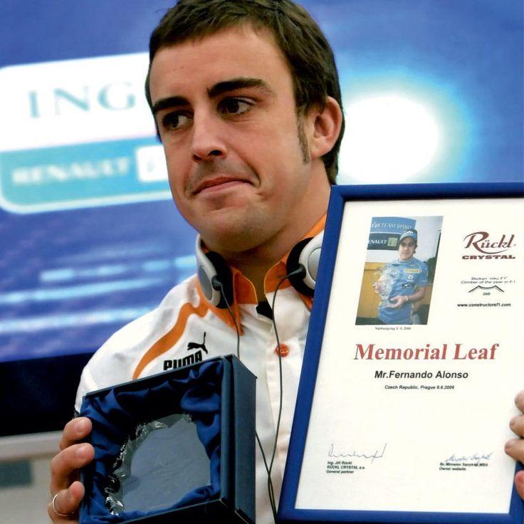 Fernando Alonso - F1 pilot