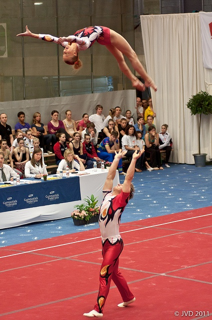 17 Best images about gymnast on Pinterest | Old photos ... Acrobatic Gymnastics Mixed Pair
