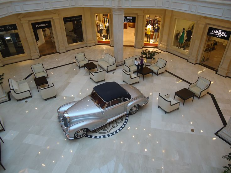 Crocus Mall