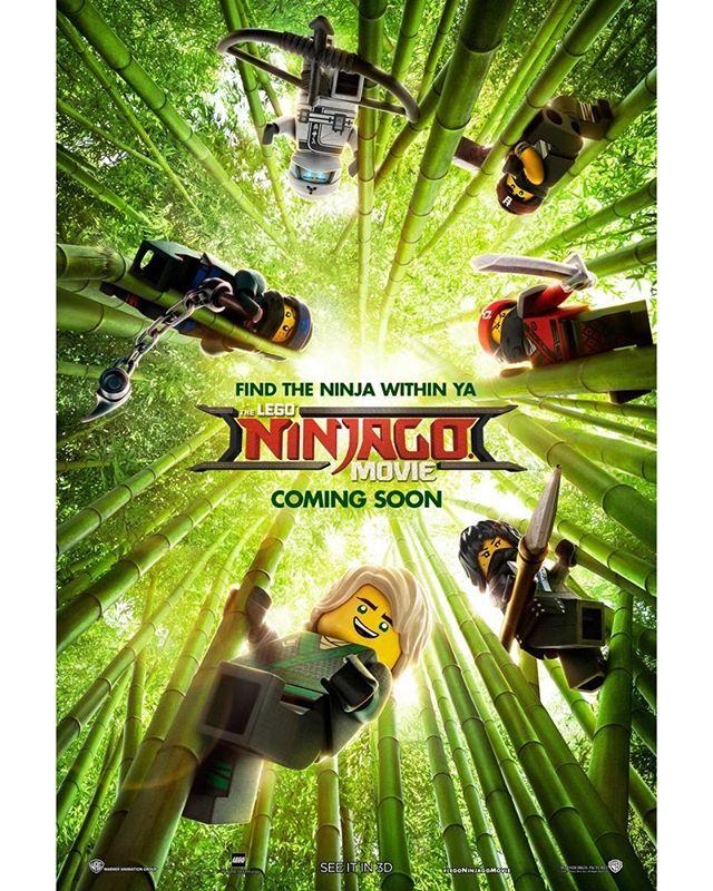 Lego Ninjago Movie poster  #blockbuster #blockbusters #movieposter #movieposters #instamovies #goodmovie #favoritemovie #bestmovie #greatmovie #instamovie #movietime #favmovie #movieworld #movietheater #movielover #newmovie #watchingmovies #movieaddict #movieoftheday #awesomemovie #moviepremiere #moviecollector #legoninjago #ninjago