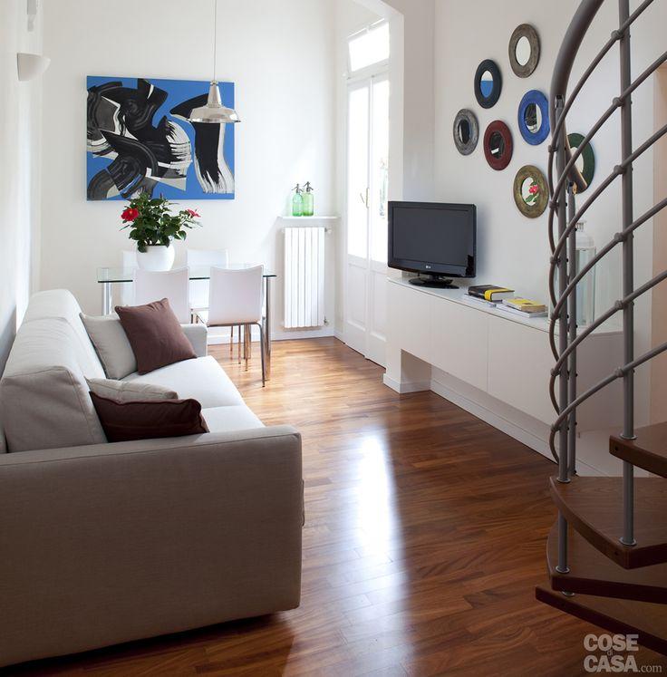 17 migliori immagini su case fino a 50 mq su pinterest for Piccola casa su fondamenta