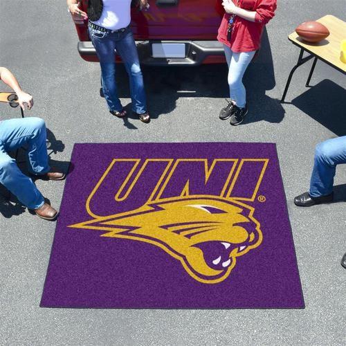 University of Northern Iowa Tailgate Area Rug 5' x 6'