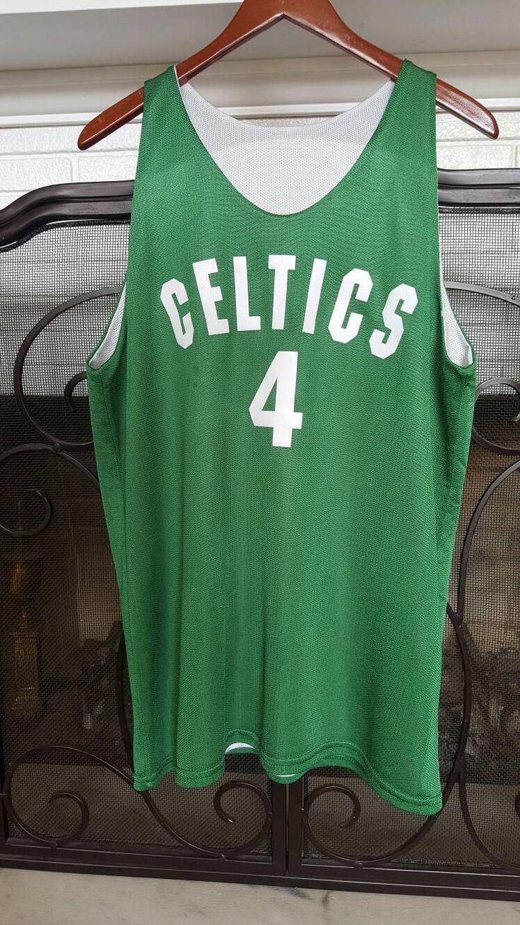 Boston Celtics Basketball Jersey Size Large by ResouledGypsy on Etsy