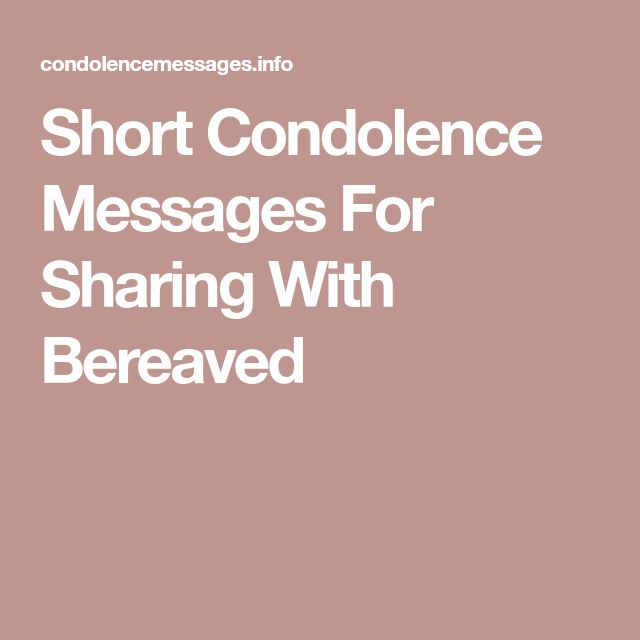 The 25+ best Short condolence message ideas on Pinterest Short - condolence letter