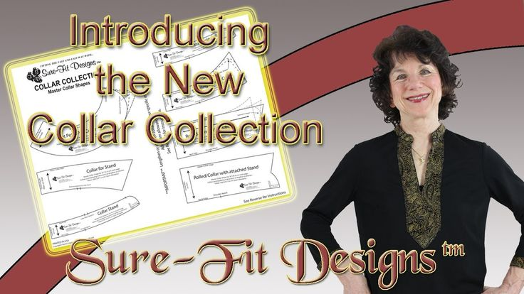 Tutorial: How to Draw & Design Collars - by Sure-Fit Designs