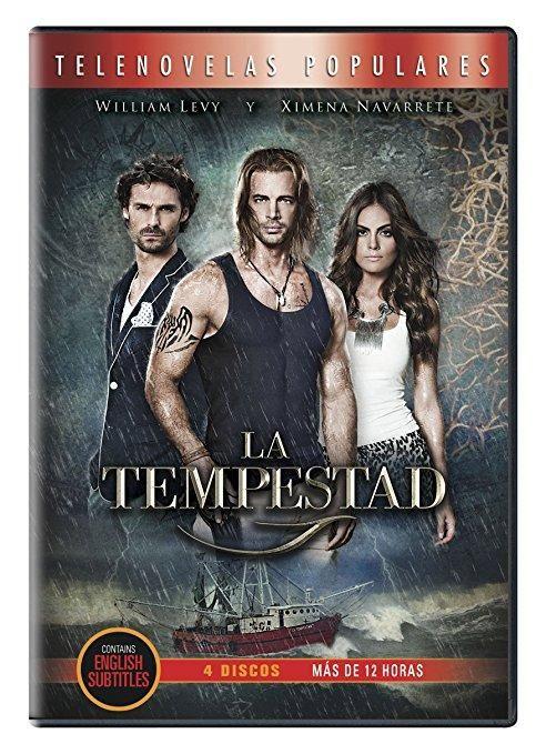 William Levy & Ximena Navarrete & various-La Tempestad