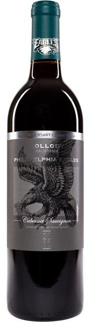 American football team the Philadelphia Eagles have launched a wine to celebrate their 80th anniversary. Bad as Team??