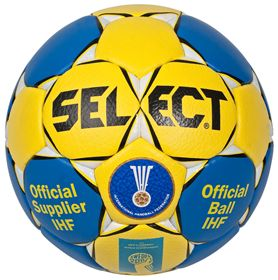 Select sponsrar våra matchdräkter och bollar.