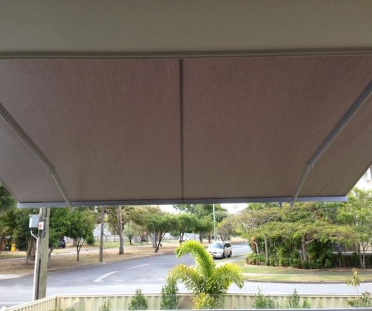 Folding Arm Outdoor Awnings