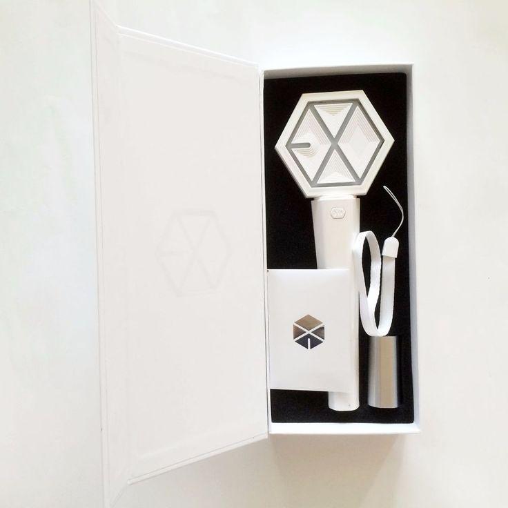 [Restored] SM TOWN 2016 EXO Planet #3 Official New Light Stick Ver.2