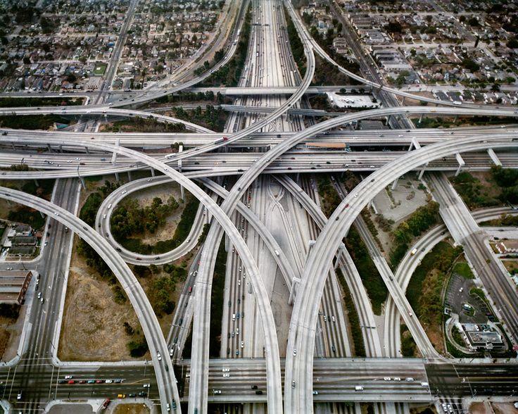 Les paysages manufacturés d'Edward Burtynsky