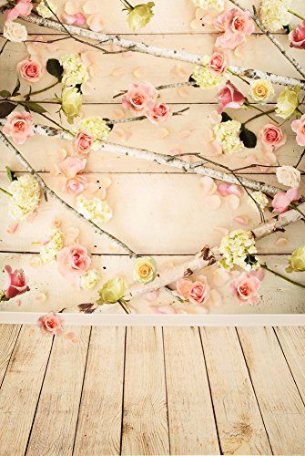 5x7ft Beige Floral Photography Backdrop Wood Backdrop For... https://www.amazon.co.uk/dp/B01LL3GRC4/ref=cm_sw_r_pi_dp_x_7tZdybE7BP76Q
