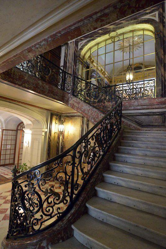 L'hôtel de Béhague