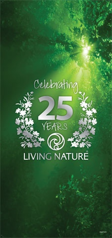 Thank you New Zealand! 25 years on, 14 countries later and we continue to share nature's gems.