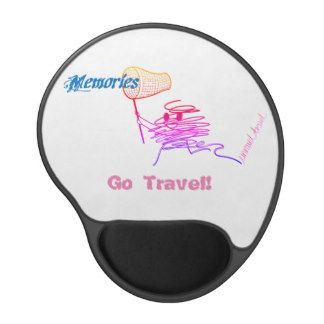 Memories Gel Mouse Pad
