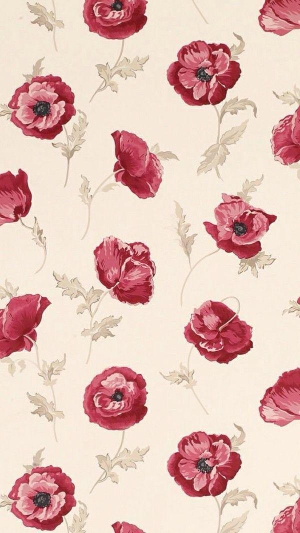 Poppy cell phone wallpaper