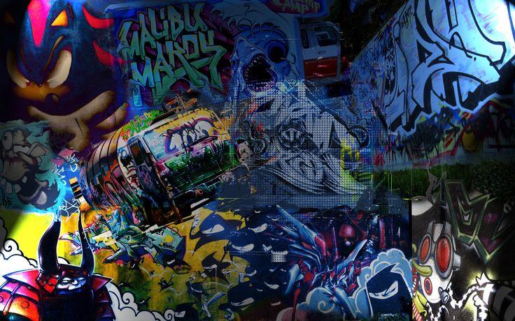 Free Graffiti Wallpapers HD Desktop