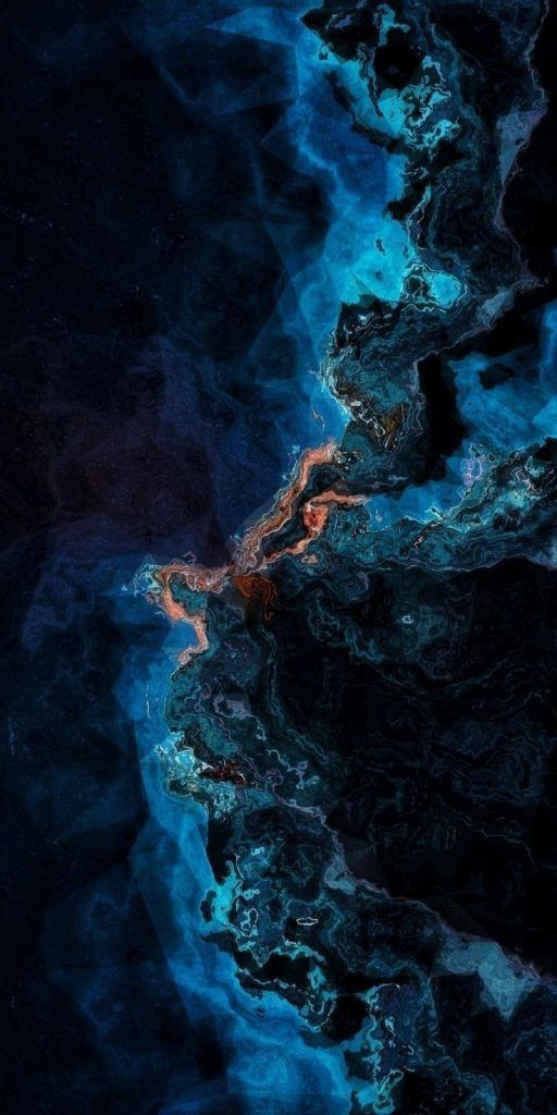 Iphone 11 Wallpaper 3d Abstract Blue 4k Hd Download Free Painting Wallpaper Beautiful Wallpapers Apple Wallpaper
