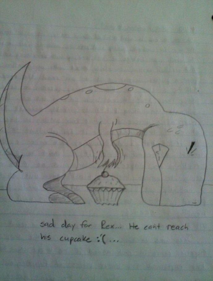 Poor T Rex