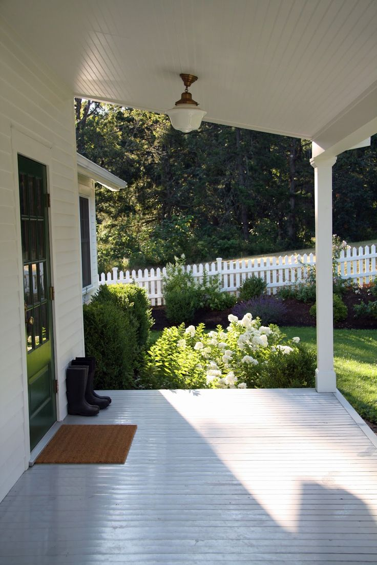 87 best modern farmhouse images on pinterest farmhouse decor a country farmhouse clean painted porch fresh white palette along with the