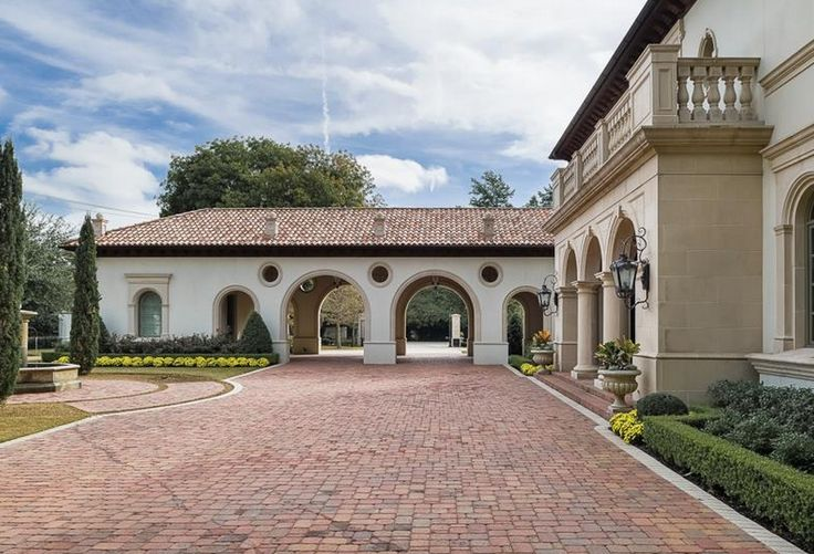 73 best porte cochere images on pinterest country homes for Porte cochere piani casa