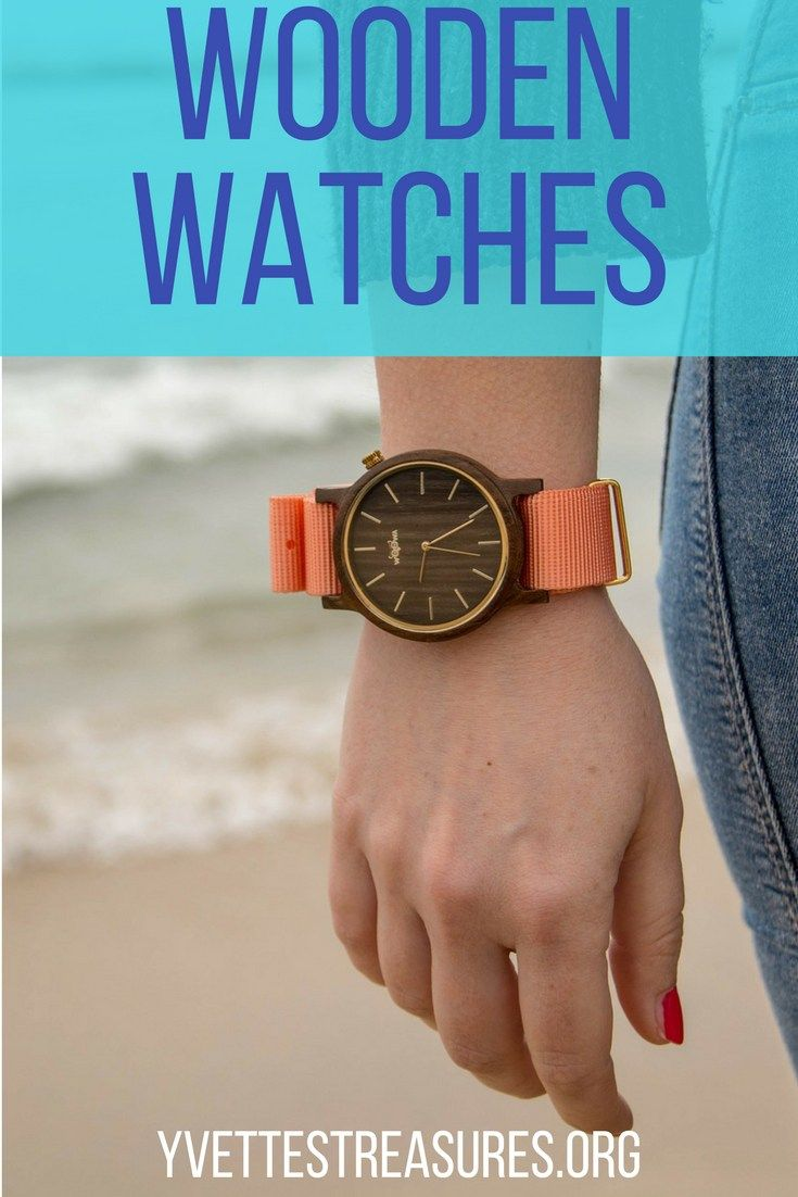 Stunning wooden face watches. These make great #Christmas and #Birthday #gifts