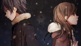 Anime Couples - Farewell