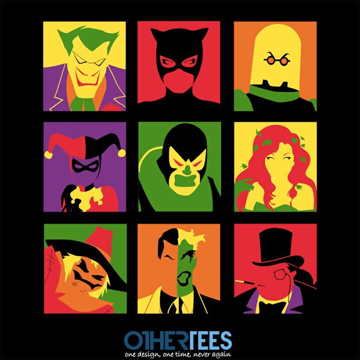 Bat PopArt by EdWoody Shirt on sale until 04 April on http://othertees.com #batman