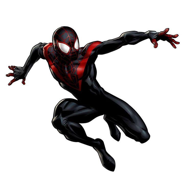 Ultimate Spider-Man #AvengersAlliance