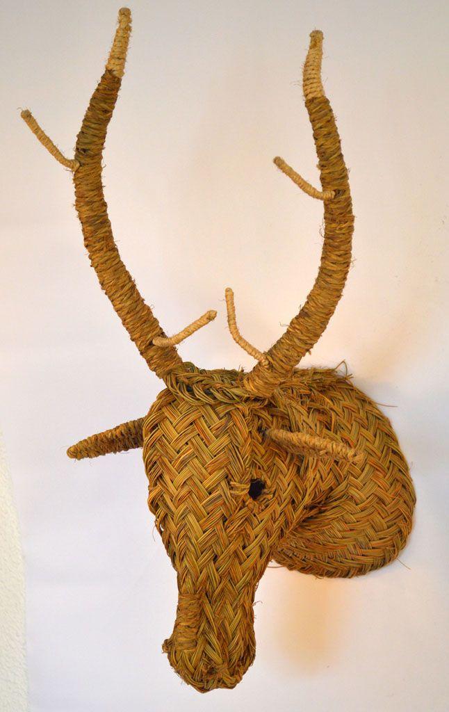 M s de 25 ideas incre bles sobre decoraci n de cabeza de for Cabeza de ciervo