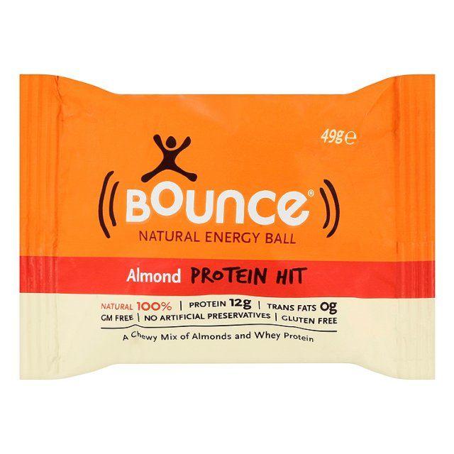 Bounce Almond Protein Hit http://www.ocado.com