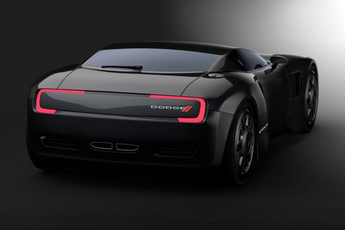 TOP10 Concept cars 2015-2016 ~ Dodge Stealth Concept by Pininfarina