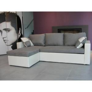 Canapé - Sofa - Divan Arizona Canapé d'angle convertible et réversible