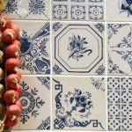 Spaanse stijl tegels