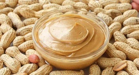 Вкусное арахисовое масло