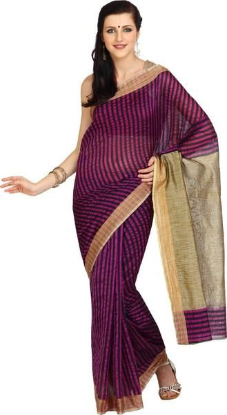 Gorgeous Saree which will take you leaps ahead in making an identity of your own in fashion world. It will be carrying Multicoloured Geometric Printed Blouse.