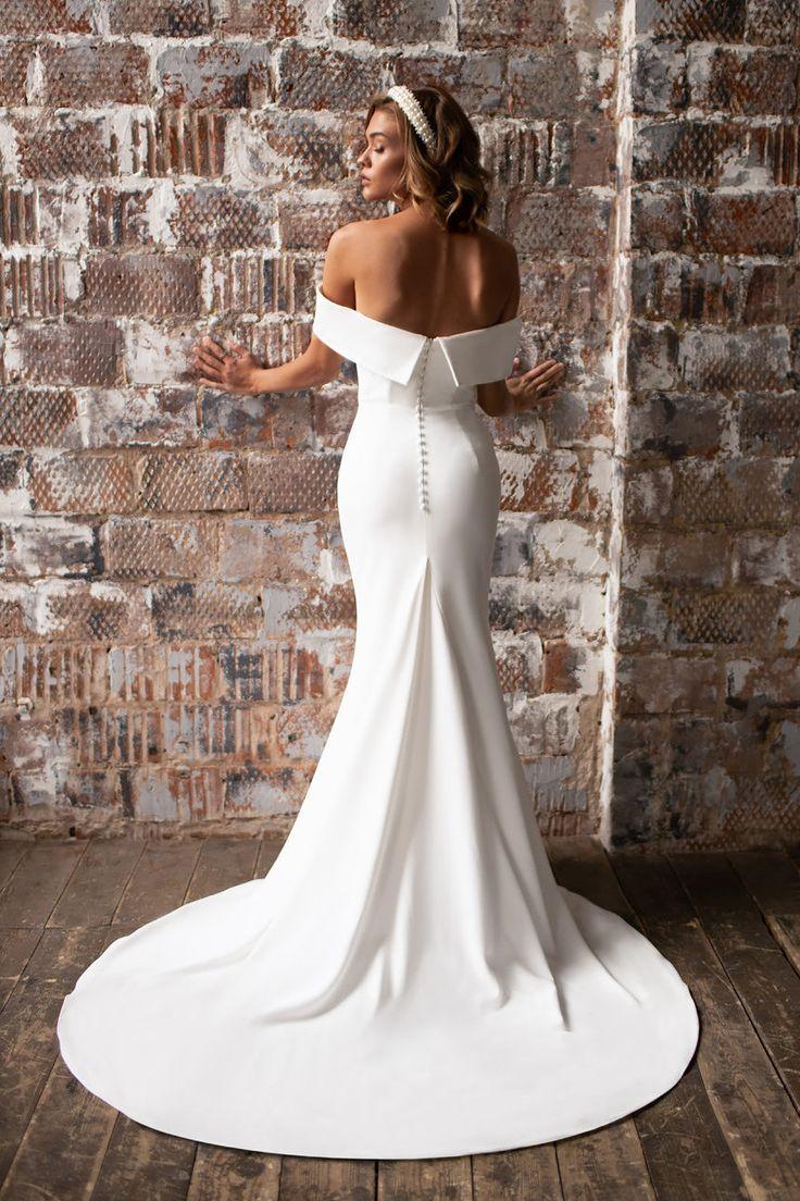 Delphine   Boho Wedding Dress   Beach Wedding Dress   Love Spell ...