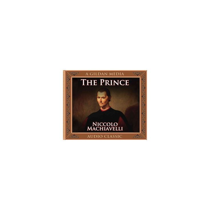 Prince (MP3-CD) (Niccolo Machiavelli)