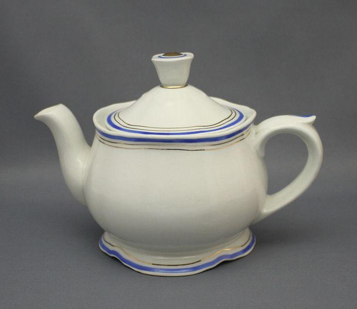 Arabia, teekannu, Lotta | Astiataivas.fi - Vanhojen astioiden ystävien löytöpaikka