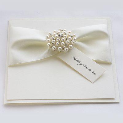 A Pearl Inspired Wedding - Wedding Planning Ideas by WeddingFanatic