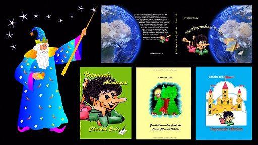 Der Zauber der Kinderbücher Ein Märchen - ein fantastischer Traum - oder doch Wirklichkeit? Kinderbücher sollen in andere Welten entführen, spannend, lustig und doch auch lehrreich sein. Diese Bücher haben Fesselzauber und begeistern kleine und große Leser!