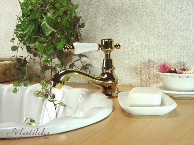 かわいい蛇口(単水栓) : おしゃれなトイレ・洗面ボウル・アンティーク調の蛇口などの販売 Beaplan(ビープラン)Inc. ブログ