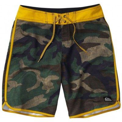 QUIKSILVER ROCK SOLID BOARDSHORT. MEN'S 40%OFF ONLINE EXCLUSIVE SALE at www.hobiesurfshop.com International Shipping Available!!!!