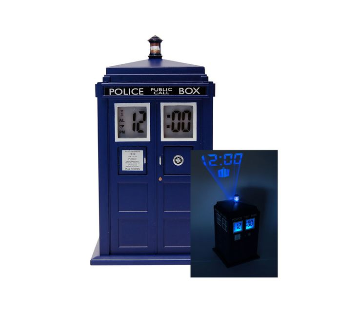 17 best images about doctor who on pinterest toothbrush holders doctor who wallpaper and - Tardis alarm clock ...