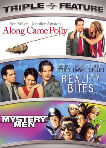 Along Came Polly/Reality Bites/Mystery Men [3 Discs] [DVD]