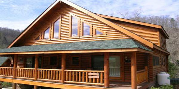Vinyl Log Siding Is A Beautiful Looking Cladding For A
