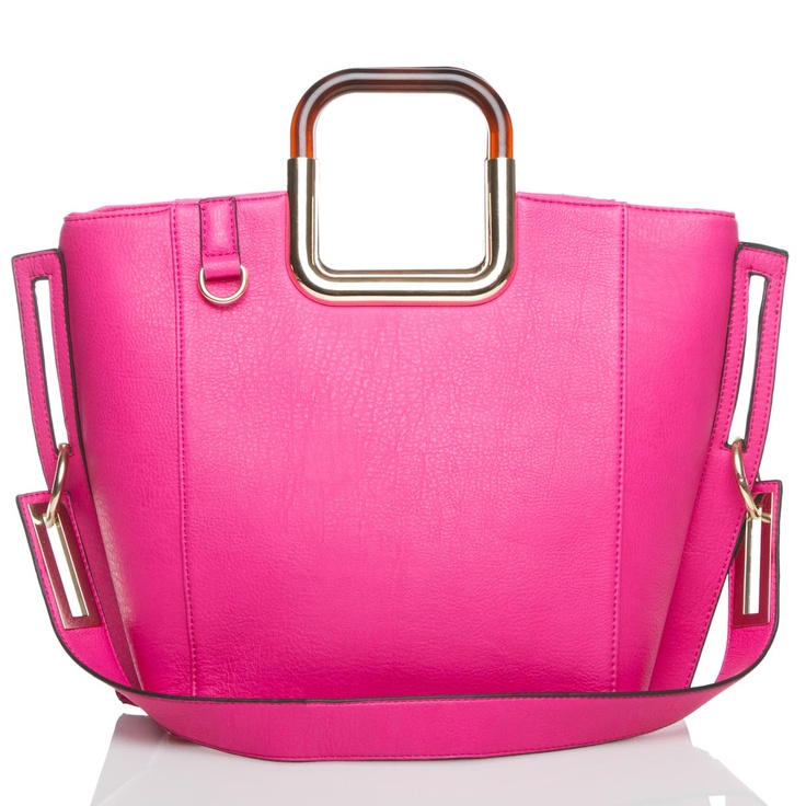 Chic pink bag!Handbags 3, Purses Bags Totes Clutches, Pink Totes, Pink Bags, Woman Clothing, Work Bags, Purses Bags Clutches Satchel, Chic Pink, Bags Clutches Pur